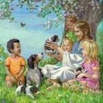 Cristo ama a los niños